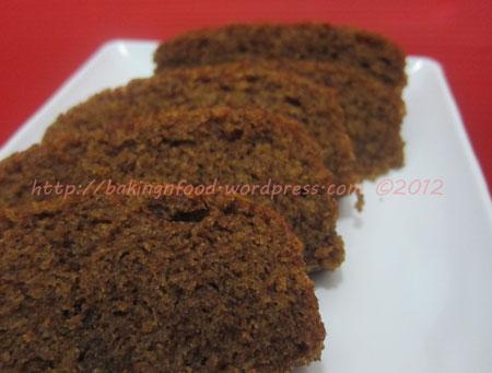 Bolu Pisang Tanpa Mixer A Note Of Baking And Food