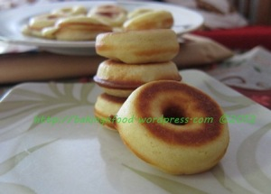 Donat Cair Dengan Donut Maker A Note Of Baking And Food