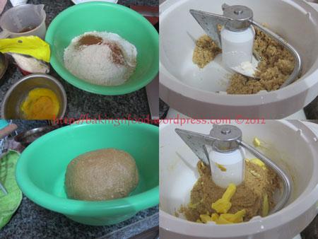 Step1-roti-gambang