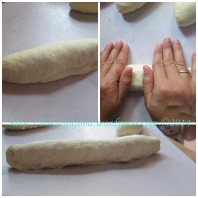 Step baguette 6